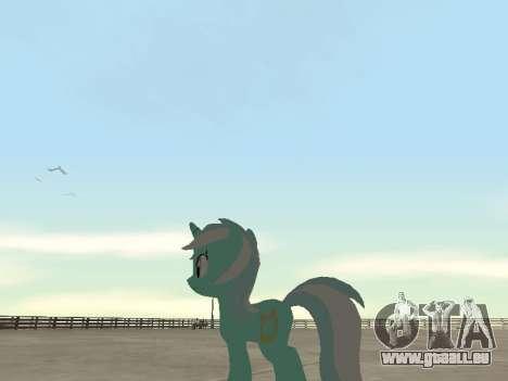 Lyra pour GTA San Andreas huitième écran