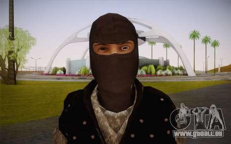 Fuerzas Especiales für GTA San Andreas dritten Screenshot