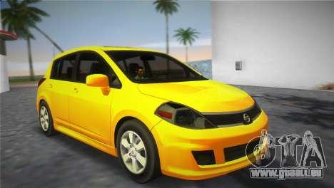 Nissan Versa für GTA Vice City