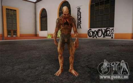 Bloodsucker from S.T.A.L.K.E.R. für GTA San Andreas