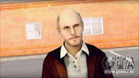 Ernesto pour GTA San Andreas troisième écran
