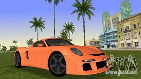 RUF CTR3 pour GTA Vice City