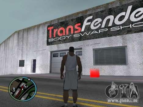 Évacuateur v1.0 pour GTA San Andreas