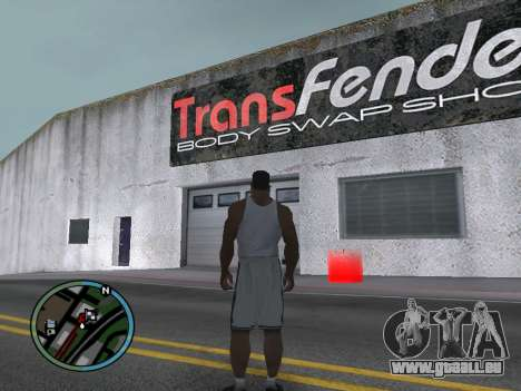 Evacuator v1.0 für GTA San Andreas