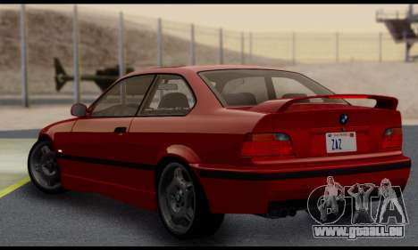 BMW M3 E36 1994 für GTA San Andreas rechten Ansicht