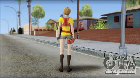 Final Fantasy XIII - Alyssa für GTA San Andreas zweiten Screenshot