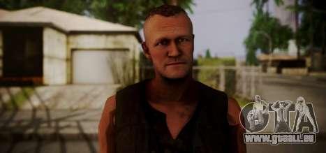 Merle Dixon für GTA San Andreas dritten Screenshot