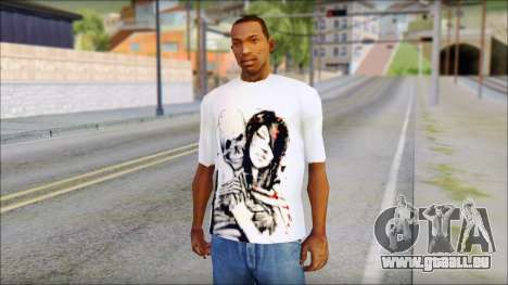 BFMV Russian Roulette T-Shirt für GTA San Andreas