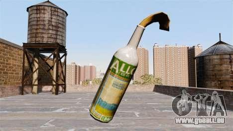 Le Cocktail Molotov-Allgauer- pour GTA 4