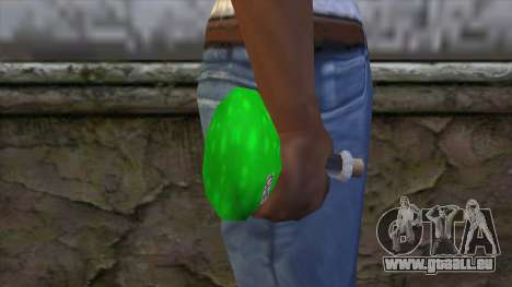 Stinkbombs from Bully Scholarship Edition für GTA San Andreas dritten Screenshot