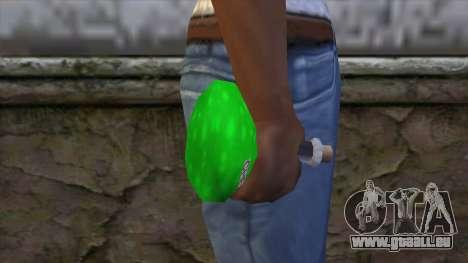 Stinkbombs from Bully Scholarship Edition pour GTA San Andreas troisième écran