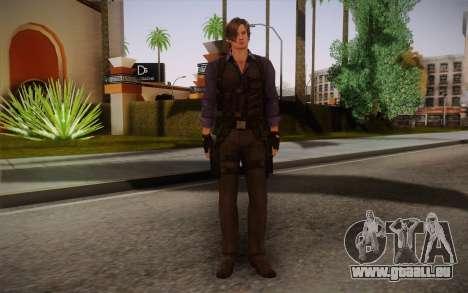 Leon Kennedy from Resident Evil 6 für GTA San Andreas