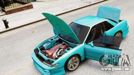 Nissan Silvia S13 v1.0 für GTA 4 rechte Ansicht