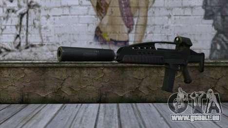 XM8 Assault Olive für GTA San Andreas