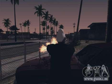 Ghetto ENB pour GTA San Andreas troisième écran