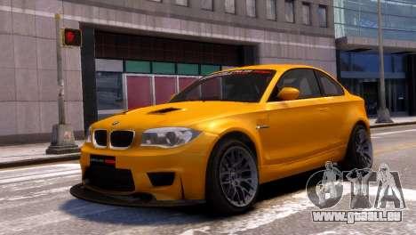 BMW 1M für GTA 4