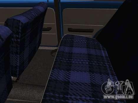 VAZ 2101 Coupé pour GTA San Andreas vue arrière