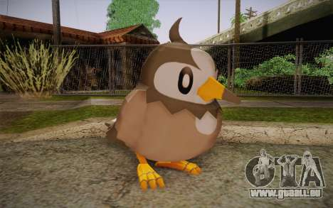 Starly from Pokemon pour GTA San Andreas