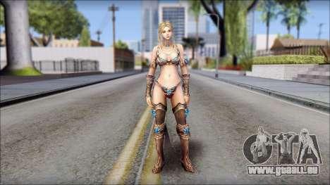 Elementalist Soul pour GTA San Andreas