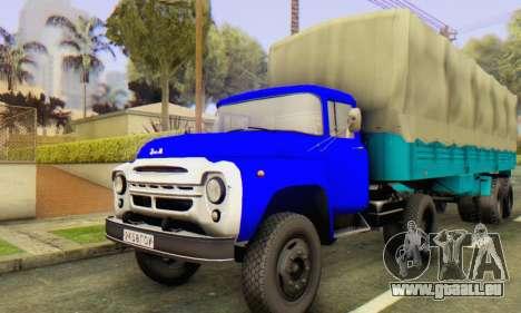 ZIL V pour GTA San Andreas