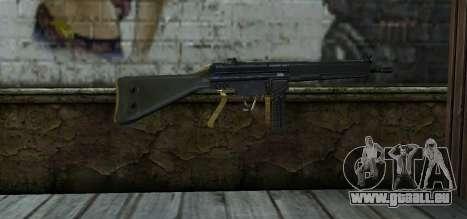 Mexican Army G-3 für GTA San Andreas zweiten Screenshot