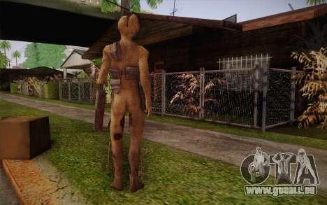 Servant Brute From Amnesia The Dark Descent für GTA San Andreas zweiten Screenshot