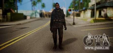John Soap MacTavish pour GTA San Andreas
