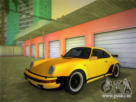 Porsche 911 Turbo 3.3 Coupe US-spec (930) 1978 für GTA Vice City
