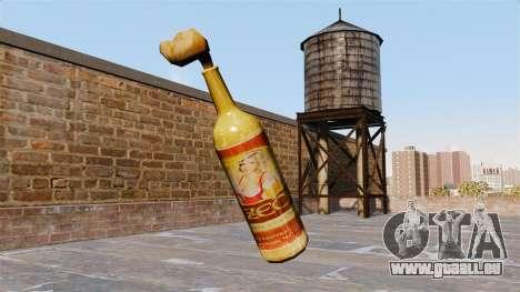Le Cocktail Molotov-Prazecka- pour GTA 4 secondes d'écran