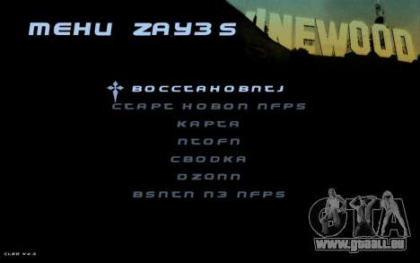 Hud by Videlka für GTA San Andreas dritten Screenshot