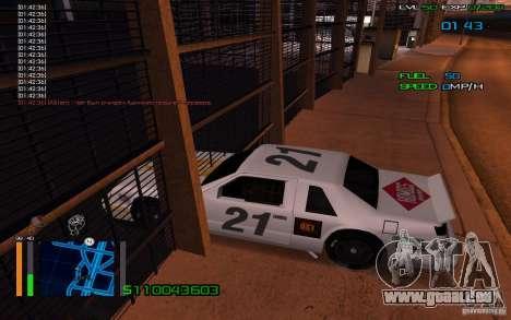 L'équitation à travers les murs pour GTA San Andreas