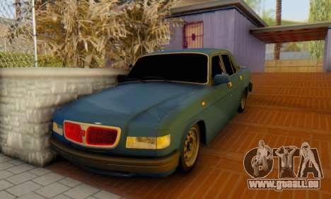 GAZ 3110 Wolga LT für GTA San Andreas