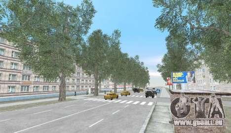 Russian Map 0.5 für GTA San Andreas elften Screenshot
