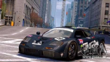 McLaren F1 GTR für GTA 4