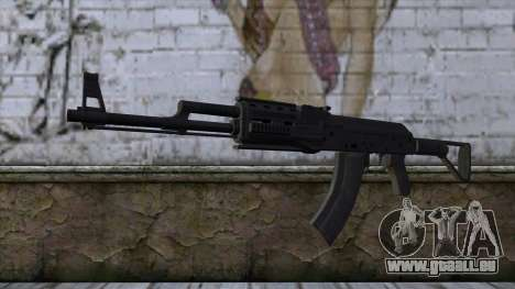 Assault Rifle from GTA 5 v2 pour GTA San Andreas