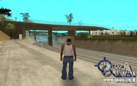 Warning Attack pour GTA San Andreas troisième écran