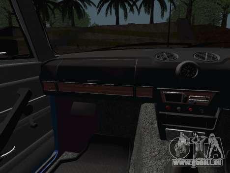 VAZ 21061 pour GTA San Andreas vue de côté