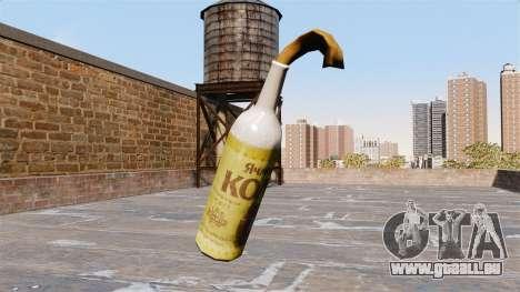 Der Molotow-cocktail-Gerste spike- für GTA 4