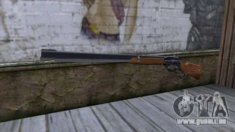 BB Gun from Bully Scholarship Edition pour GTA San Andreas