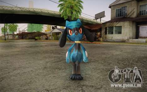 Riolu from Pokemon pour GTA San Andreas