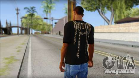Randy Orton T-Shirt für GTA San Andreas zweiten Screenshot
