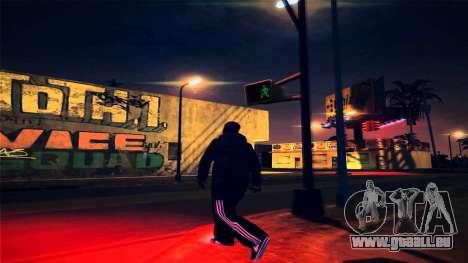 [ENB] Kings of the streers pour GTA San Andreas quatrième écran