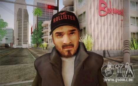 Civil v1 pour GTA San Andreas troisième écran