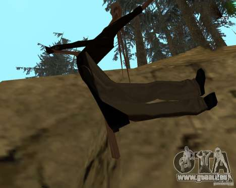 Raspredelitel pour GTA San Andreas deuxième écran