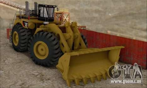 Caterpillar 994F pour GTA San Andreas