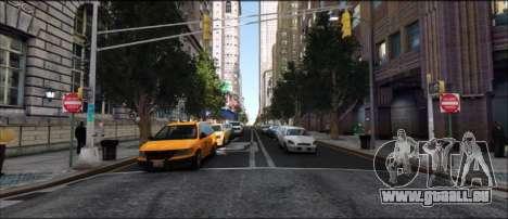 V.I.P ENB pour GTA 4 quatrième écran