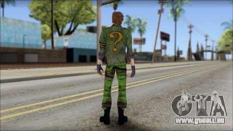 Riddler pour GTA San Andreas deuxième écran