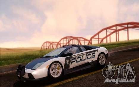 SA Ultimate Graphic Overhaul pour GTA San Andreas cinquième écran