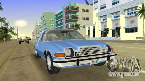 AMC Pacer DL 1978 für GTA Vice City