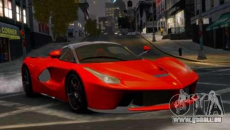 Ferrari LaFerrari WheelsandMore Edition pour GTA 4